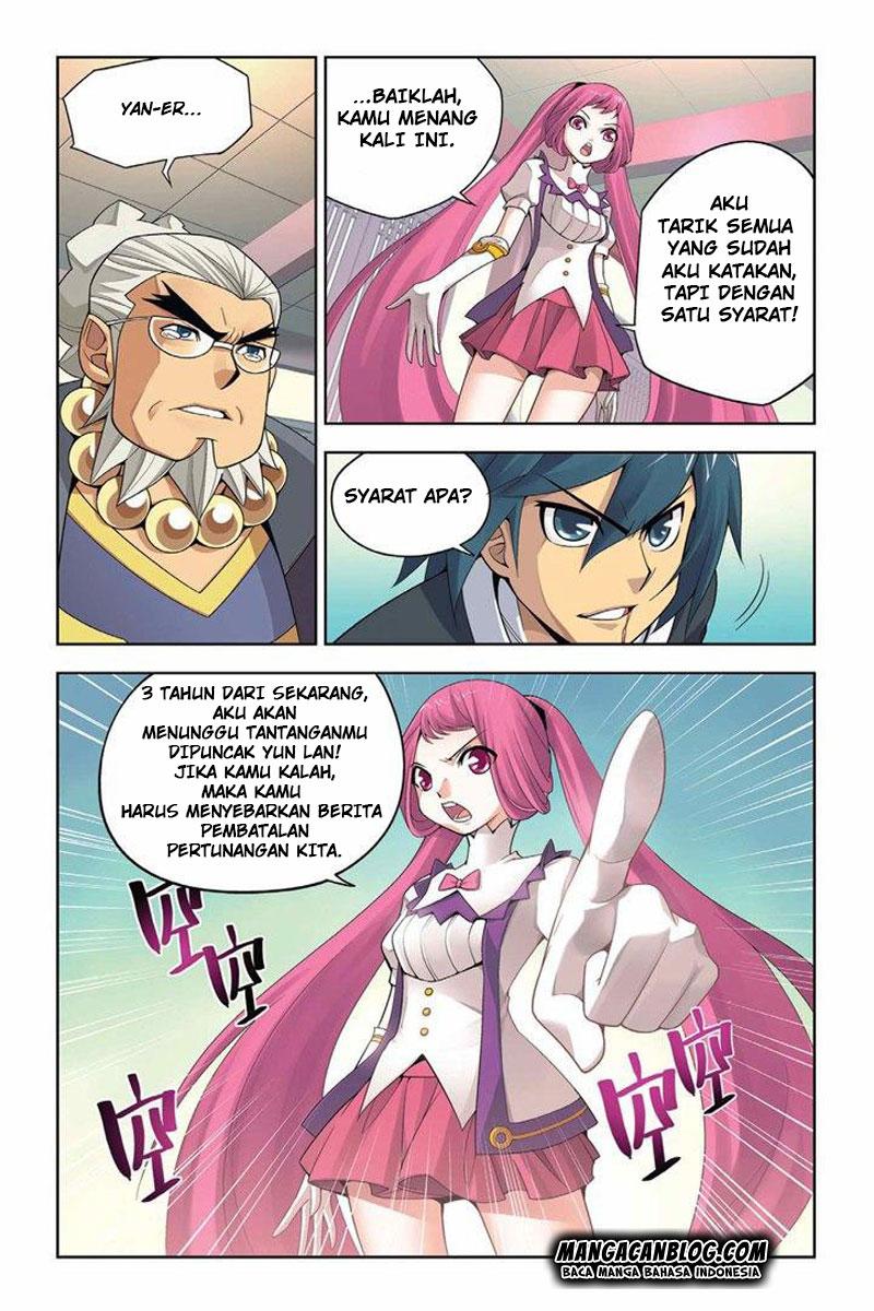 Battle Through Heaven Chapter 02-15