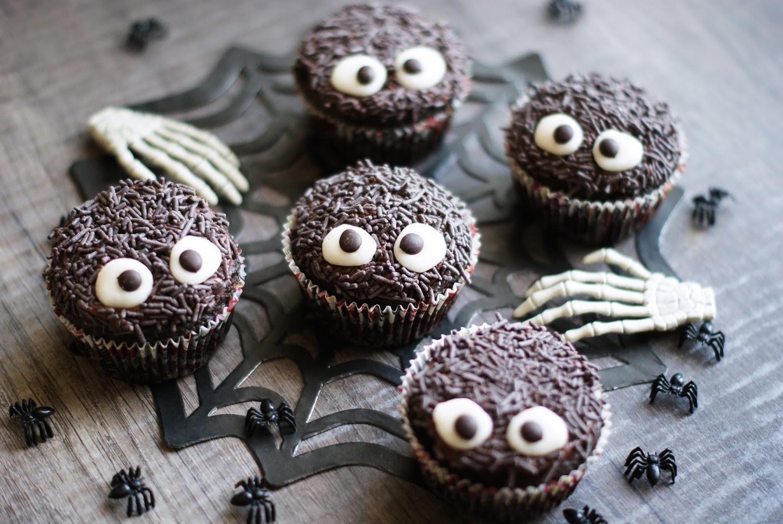 Bemerkenswert Halloween Cupcakes Rezepte Dekoration Von Ich Fühle Mich Beobachtet. Als Würde Mich