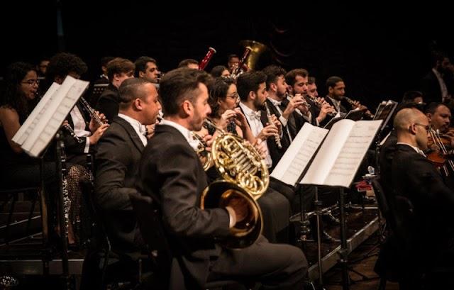Goiânia: Filarmônica se apresenta neste domingo (25/11) no Palácio da Música