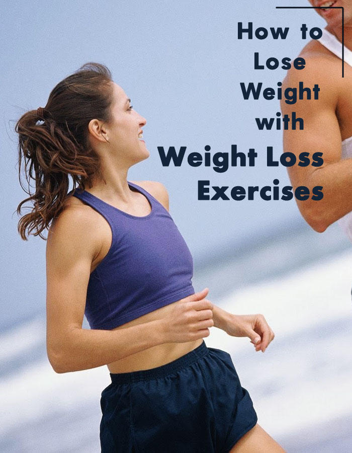 How to Lose Weight With Weight Loss Exercises
