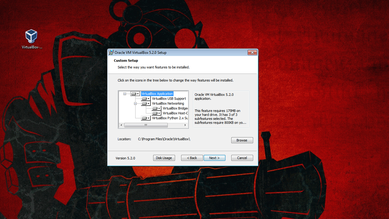 How to install VirtualBox on Windows 7,8 and 10 - AdminCool