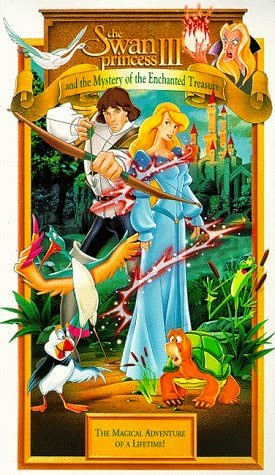 Watch The Swan Princess 3 The Mystery of the Enchanted Treasure (1998) Online For Free Full Movie English Stream