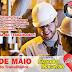 Mensagem do Vereador Evandro Macarrão, no dia do rabalhador