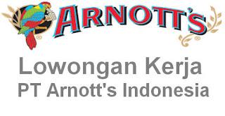 Dibutuhkan Segera Karyawan di PT. Arnott's Indonesia Sebagai Operator Produksi