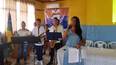 Professores participam de Jornada Pedagógica em Riachuelo