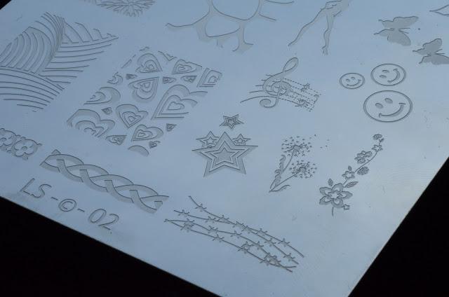 Dreams come true: Nail-Art Плитки Lesly