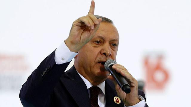 """Erdogan al ministro de Exteriores alemán: """"¿Quién es usted para hablarle al presidente de Turquía?"""""""