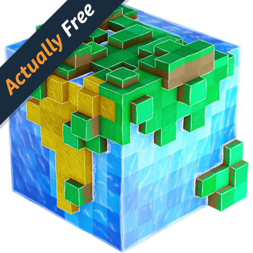 WorldCraft 3D Build & Craft - VER. 3.5.12 Unlimited Money MOD APK