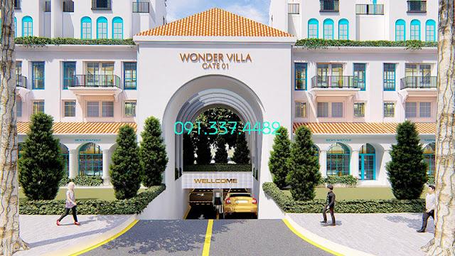 Sunshine Wonder Villas Sky Villas biệt thự liền kề shophouse