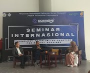SCREEN SEMINAR INTERNASIONAL  PONTIANAK