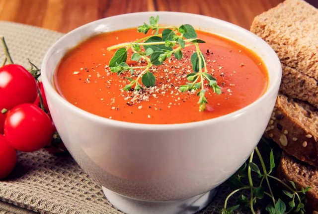 Рецепт супа из помидоров