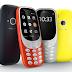 Nokia 3310 Kembali Dirilis dengan Layar Warna & Baterai Berdaya Tahan 1 Bulan