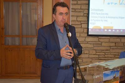 Δημήτρης Πάκος: «Στηρίζουμε τους εργαζομένους στα ΚΗΦΗ του Δήμου μας»