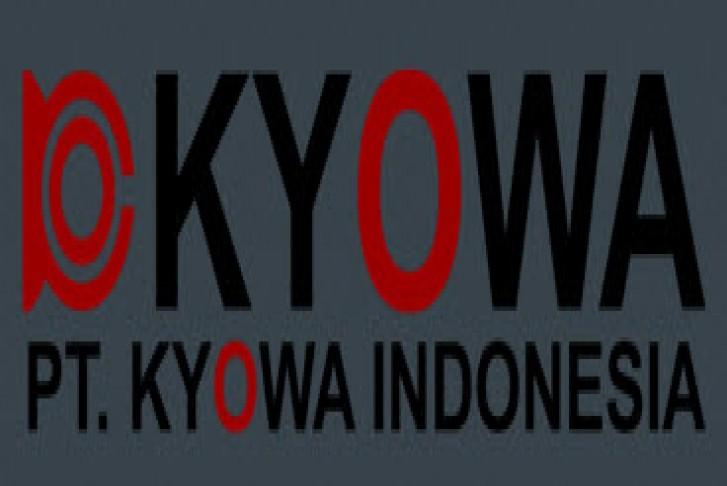 Loker Terbaru PT KYOWA INDONESIA Kawasan Ejip Cikarang Bekasi