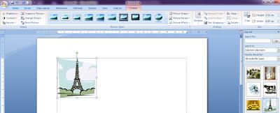 Cara Menyisipkan Gambar/Foto di Microsoft Word