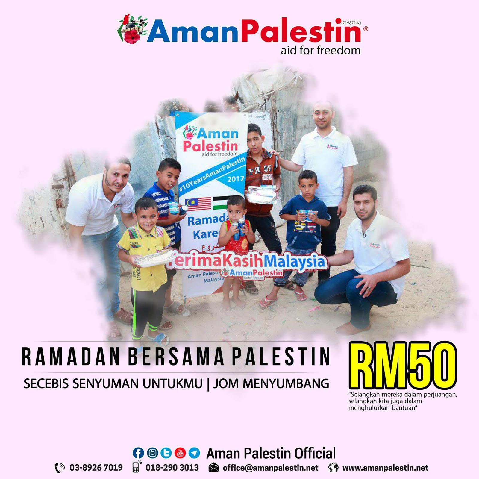 aman palestin 2018