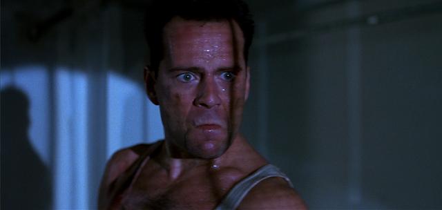 John McClane în Die Hard