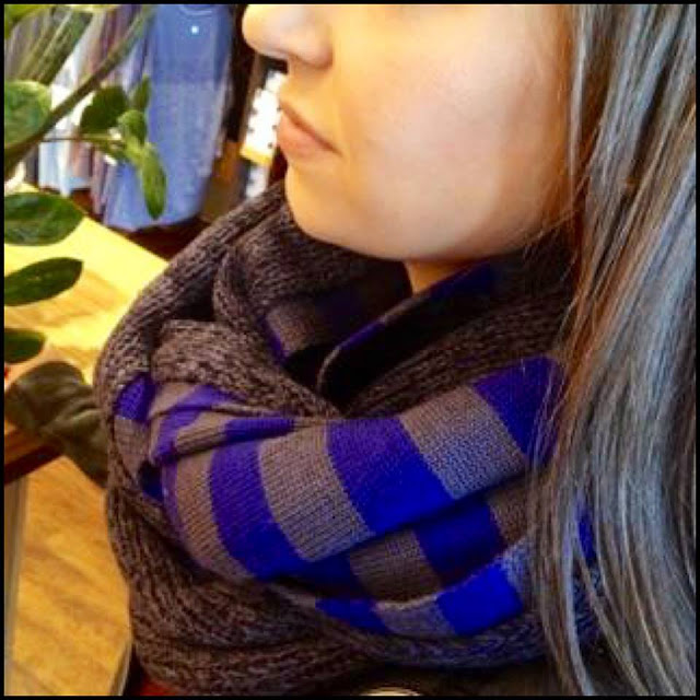 lululemon blissed out scarf