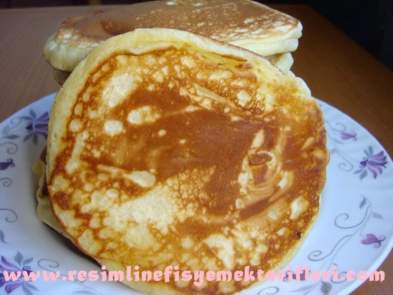 Pankek Tarifi - Pankek Nasıl Yapılır- Pancake Tarifi