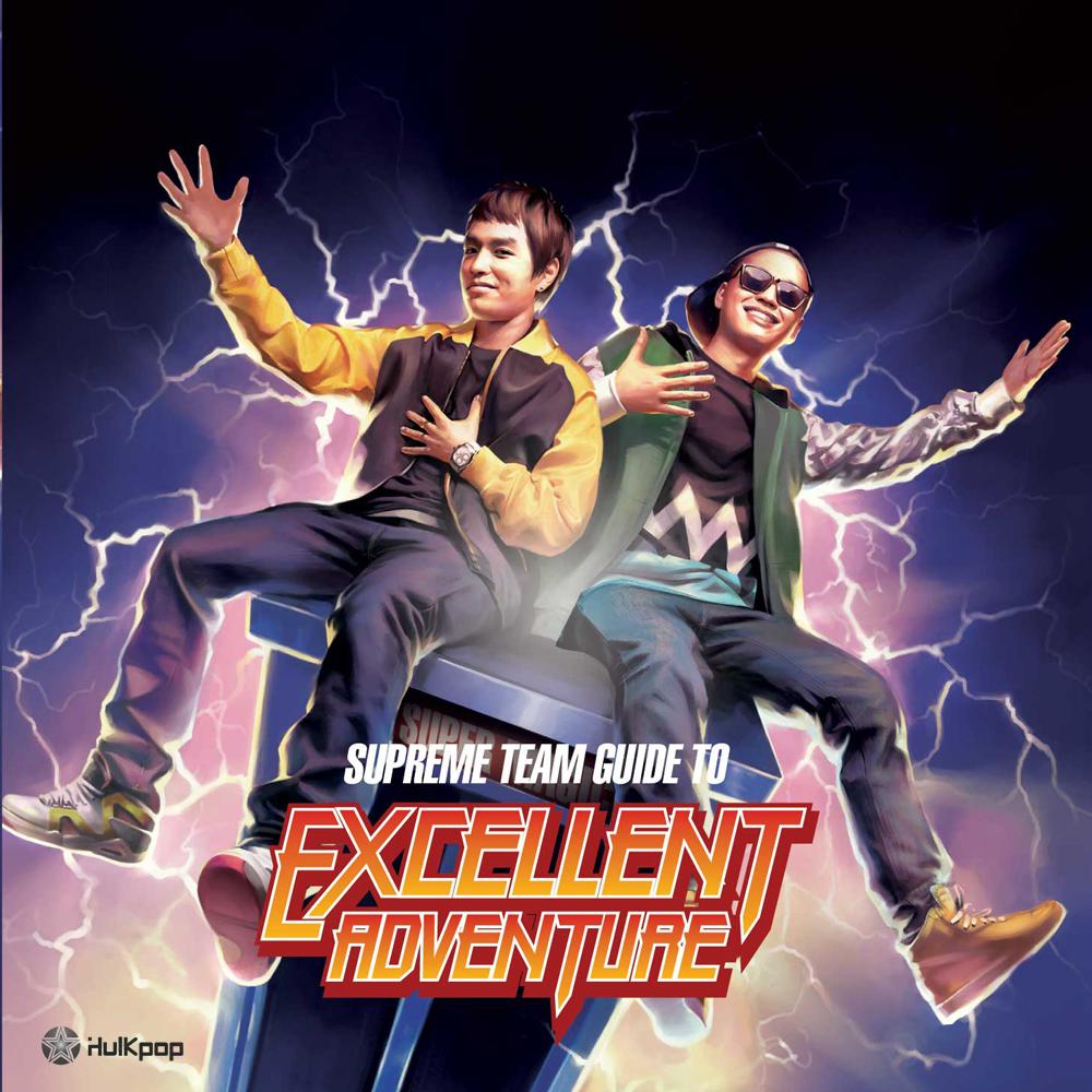 [EP] Supreme Team – Supreme Team Guide To Excellent Adventur