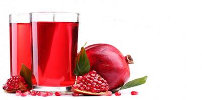 شراب '' عصير الرمان ''له فوائد صحية  تعرف عليها..موقع ليالينا