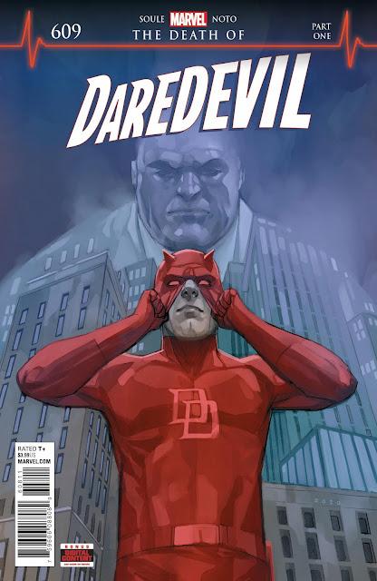 Daredevil marvel charles soule