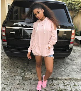 Lola Rae and Tekno Welcome  their First Baby Together.
