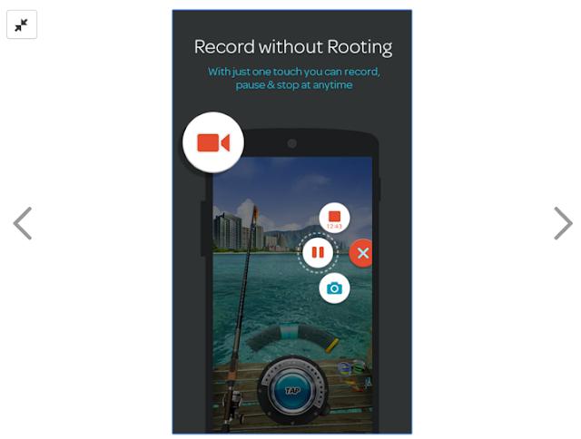 تحميل برنامج تصوير شاشة الجوال اندرويد فيديو Mobizen for android