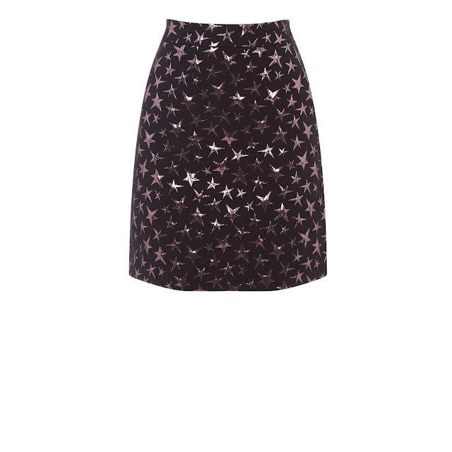 Warehouse Star Skirt