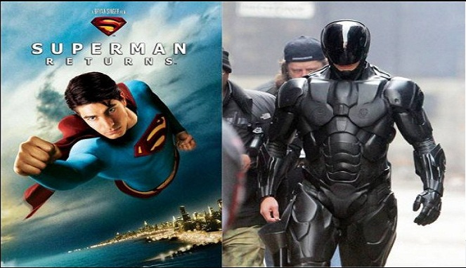 Pilih Menjadi SUPERMAN atau ROBOCOP?