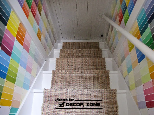 staircase designs: Top 25 staircase wall decorating ideas ... on Creative Staircase Wall Decorating Ideas  id=18648