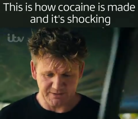 #GordonOnCocaine: Ever wondered How Cocaine is Made? Watch what goes into making Cocaine