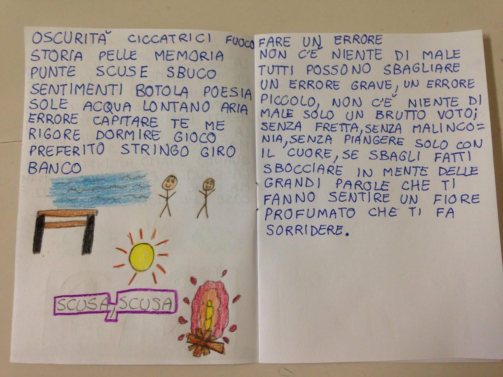 Estremamente APEdario: A scuola si legge - Poesia in terza MD34