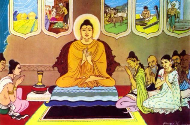 Đạo Phật Nguyên Thủy - Kinh Tăng Chi Bộ -  Gia đình có Bậc Chân Nhân