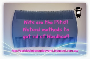 Nits are the Pits.......How to Get Rid of Head Lice