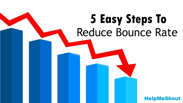 how to decrease bounce rate in seo best ways | Helpmeshout