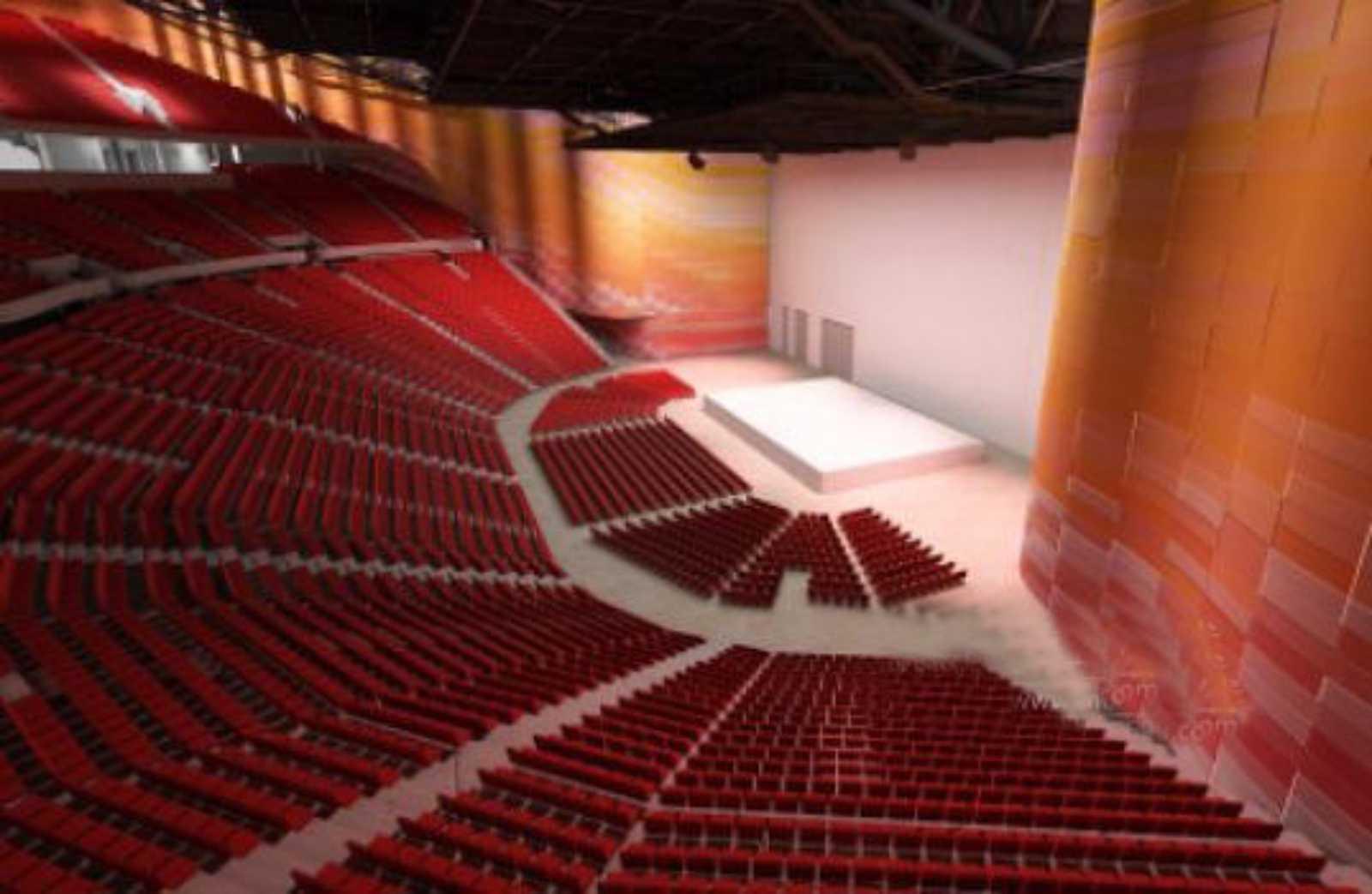 Leeds Arena By Populous