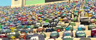 cars brad winmiler mattel