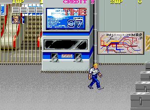 Crim Fighters Arcade