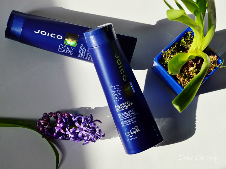 Joico Daily Care Balancing odżywka - optymalne nawilżenie i pielęgnacja każdego typu włosów