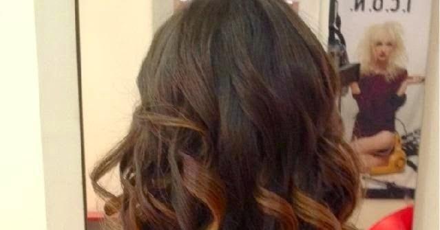 404 Sandy Cute Hairstyles For Long Hair Dark Brown To Light Brown