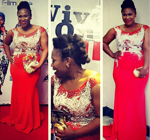 Uche Jombo answers you are jobless, Internet trolls stressing over her body size