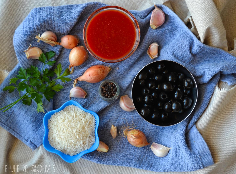 Pollo en salsa turca 3