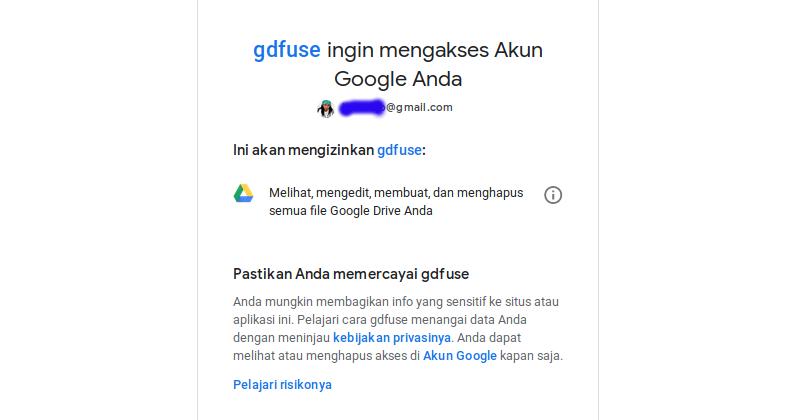 Tips Cara Mengizinkan Google Drive paling mudah