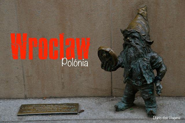 O que visitar em Wroclaw, Polónia