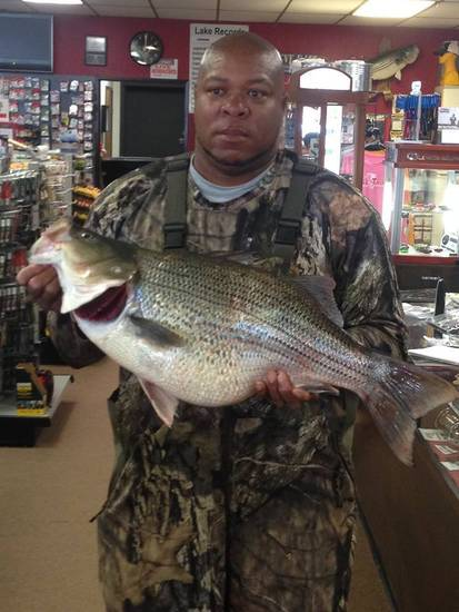 March 2016 for Lake hefner fishing report