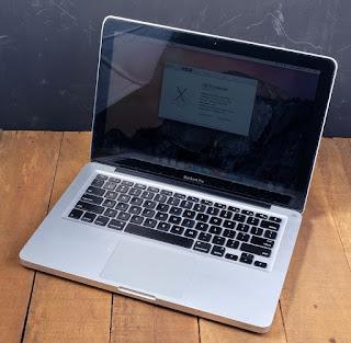 Jual Macbook Pro 7.1 Bekas