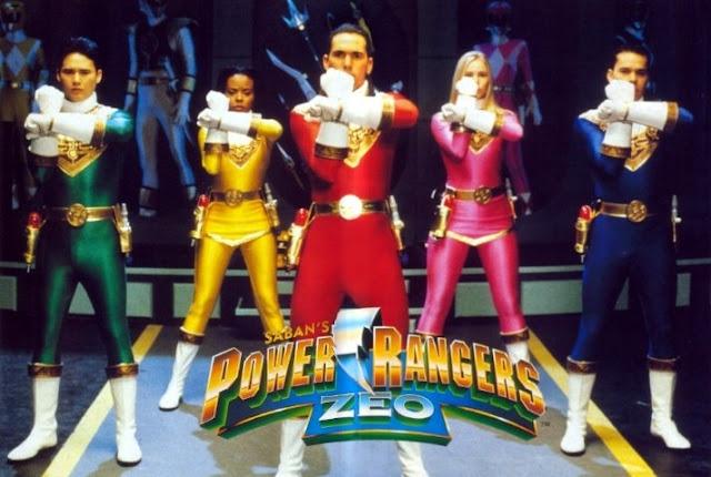 Kumpulan Foto Power Rangers Zeo , Fakta Power Rangers Zeo  dan Video Power Rangers Zeo