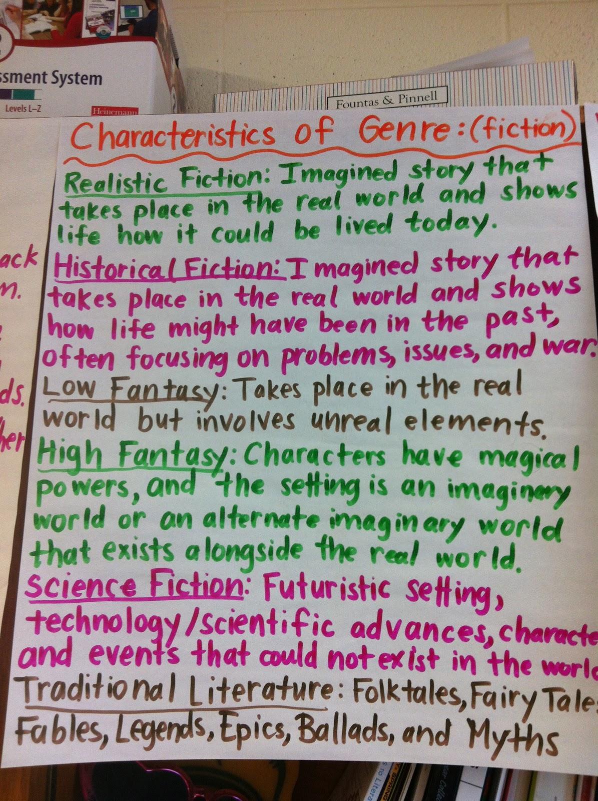 Middle School Teacher To Literacy Coach Genre Knowledge