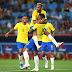 Brasil le ganó a Serbia, se quedó con el Grupo E y será rival de México